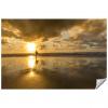 surfer-framed-print